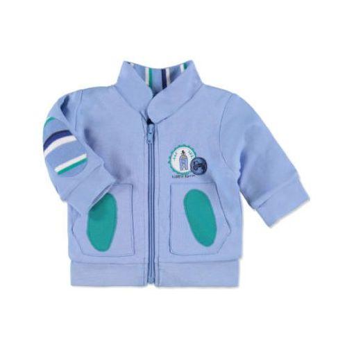 pink or blue Boys Bluza dziecięca kolor niebieski (4048649087040)