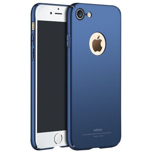 Etui MSVII Slim Case do iPhone 8 Niebieskie (6923878262841)