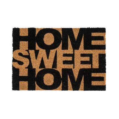 Inspire Wycieraczka wewnętrzna sweet home 60 x 40 cm kokos