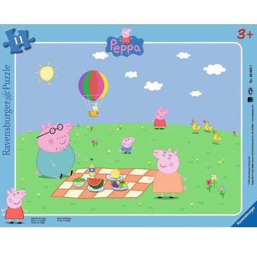 Ravensburger Puzzle 12el piknik z peppą 060641 (rap 060641) (4005556060641)