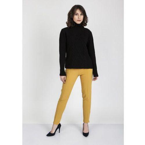 MKM Estelle SWE 121 Czarny sweter, kolor czarny
