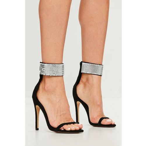 Missguided - sandały chain mail cuff