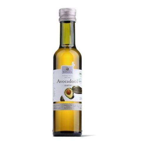 Olej z miąższu avocado virgin bio 250 ml - bio planete marki Bio planete (oleje i oliwy)
