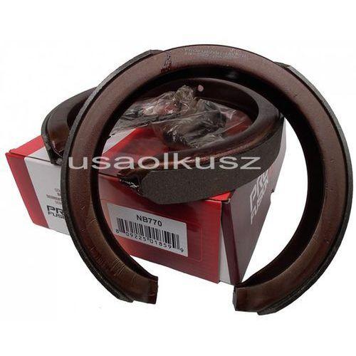 Szczęki hamulca postojowego do tarcz chevrolet monte carlo 2000-2007 marki Pro fusion