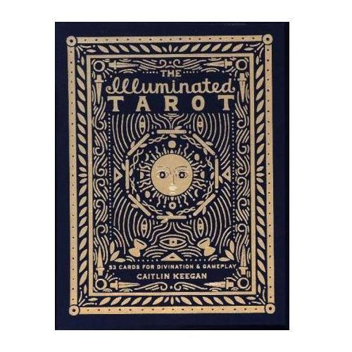 The Illuminated Tarot, Tarotkarten Keegan, Caitlin (9780451496836)