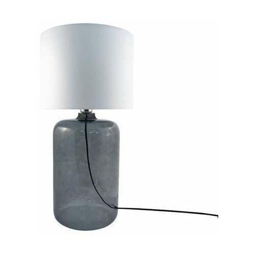 amarsa 5509wh lampa stołowa 1x40w e27 biała/czarna dymiona marki Zuma line
