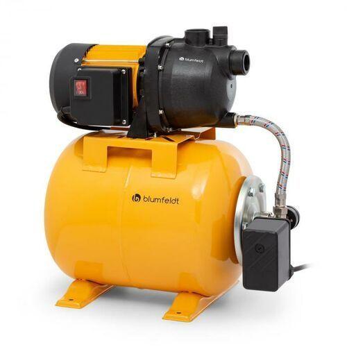 Blumfeldt liquidflow 800, hydrofor/pompa ogrodowa, 800 w, 3000 l/h maks.