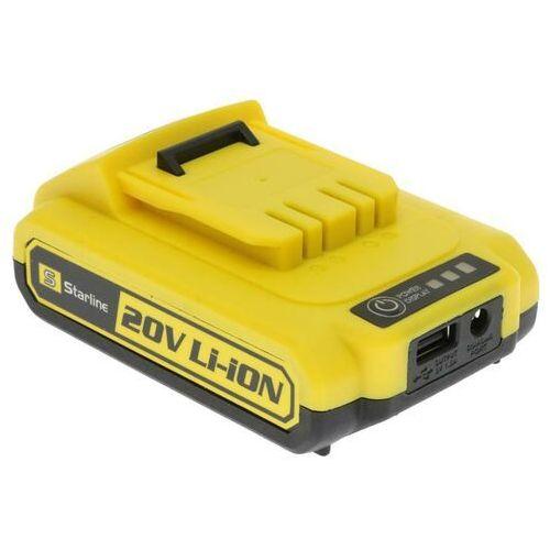 Wyposazenie Warsztatow Bateria Zapasowa 1,5Ah Do S Gv Hl-Cd09 Szt Starline (8592808474180)
