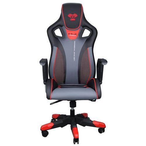 E-blue Fotel cobra iii 313re e-sport czarno-czerwony + darmowy transport! (6921607108217)