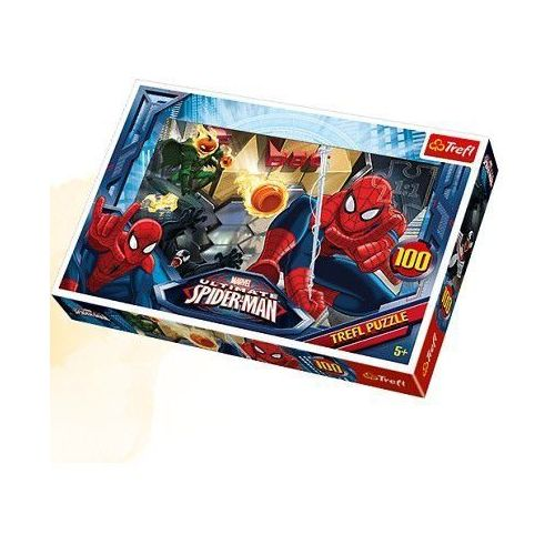 PUZZLE 100 SPIDERMAN UCIECZKA-TREFL
