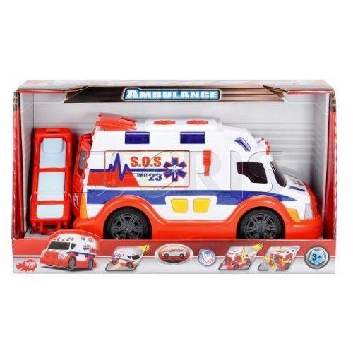 SIMBA Ambulans biało-czerwony - 203308360 - produkt z kategorii- Ambulanse