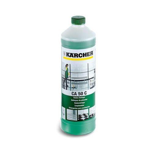 CA 50 C (1L, dozowanie 0,3%) środek do czyszczenia podłóg, Karcher ✔SKLEP SPECJALISTYCZNY ✔KARTA 0ZŁ ✔POBRANIE 0ZŁ ✔ZWROT 30DNI ✔RATY 0% ✔GWARANCJA D2D ✔LEASING ✔WEJDŹ I KUP NAJTANIEJ, 6.295-683.0