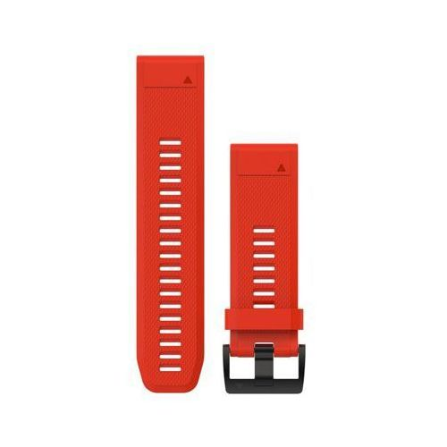 Pasek do zegarka sportowego GARMIN Fenix 5X/Fenix 3 Sapphire Czerwony 010-12517-02 (0753759167004)