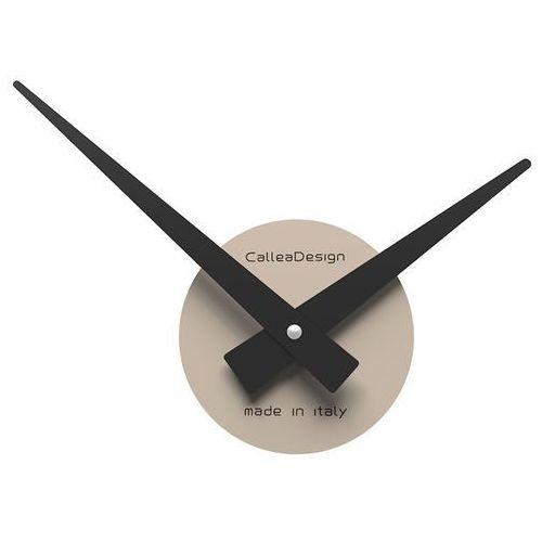 Zegar ścienny botticelli mały piaskowy (10-311-12) marki Calleadesign