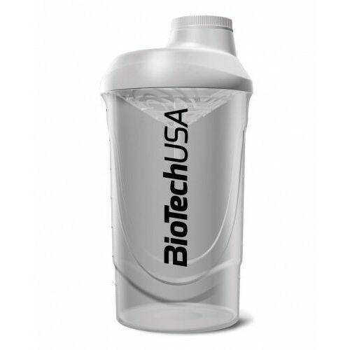 BIOTECH SHAKER 600 ml TRANSPARENT (5999076207411)