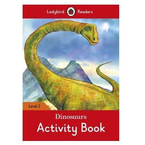 Dinosaurs Activity Book - Ladybird Readers Level 2 (2016)