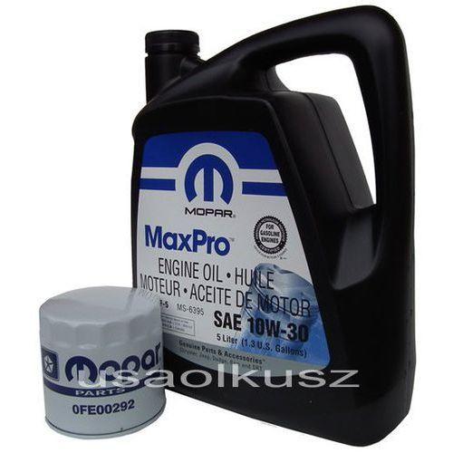 Mopar Filtr + olej 10w30 chrysler 300m