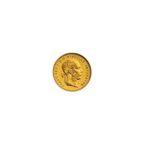 1 Złoty Dukat Austriacki - Złota Moneta - Rocznik 1915 Nowe Bicie
