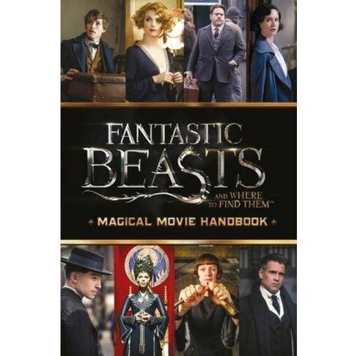 Fantastic Beasts: Movie Handbook, Scholastic