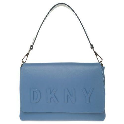 Dkny  torebka niebieski uni