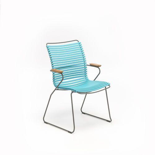 Houe krzesło click wysokie z podłokietnikami 10812-xx18