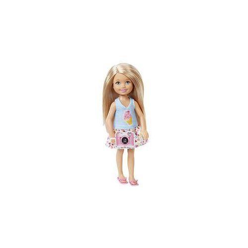 Barbie chelsea na tropie piesk�w mattel (z aparatem)