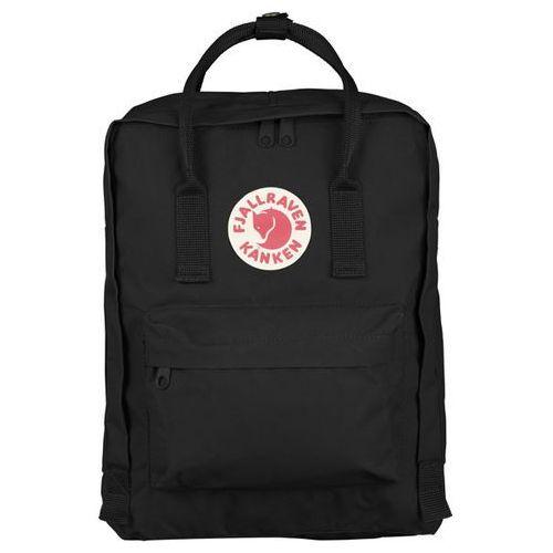Fjällräven  kånken plecak czarny 2017 plecaki codzienne (7392158007790)
