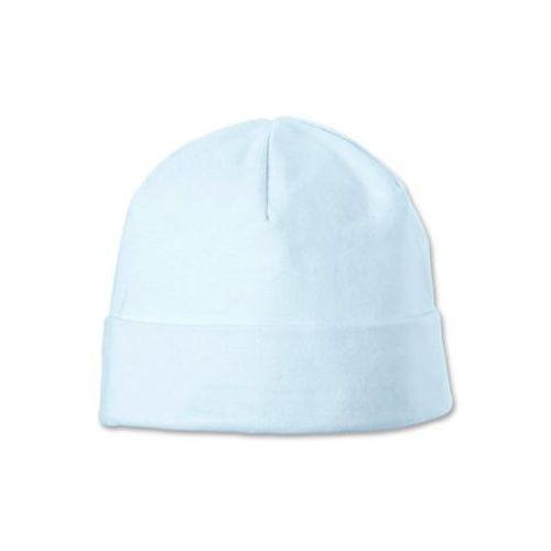 Sterntaler Boys Czapeczka Beanie Jersey, kolor jasnoniebieski