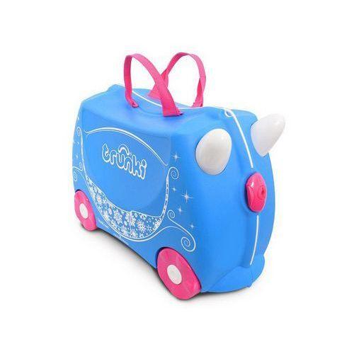 Jeżdżąca walizeczka TRUNKI Księżniczka Pearl + DARMOWY TRANSPORT! (5055192202591)