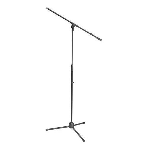 Adam Hall Stands S 5 BE - Stojak mikrofonowy z ramieniem wychylnym, czarny