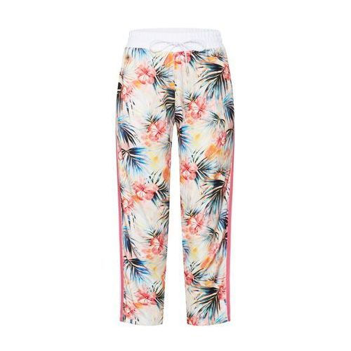 spodnie 'woman printed viscose trouser' różowy, La martina, 34-42