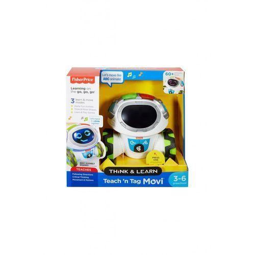 Robot movi mistrz zabawy 5o33dp marki Fisher price