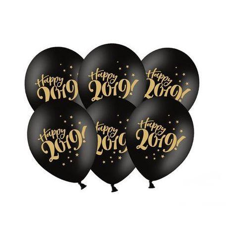 Balony Happy 2019! - 30 cm - 50 szt.
