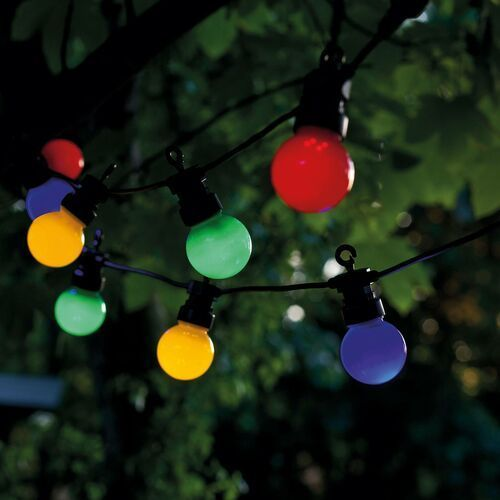 Sirius Łańcuch świetlny led lucas supplement set kolorowy (5707310696255)