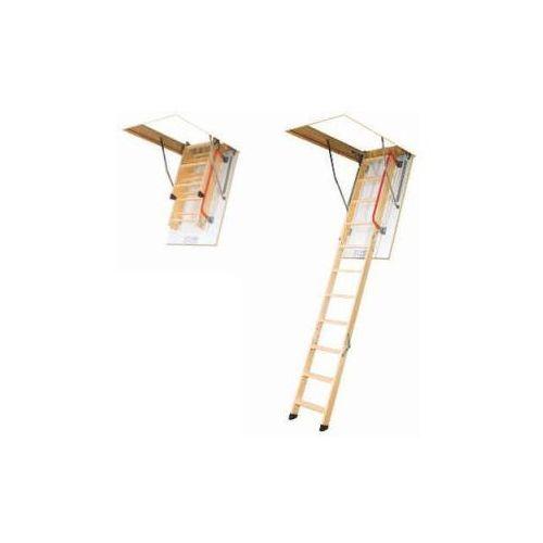 Schody strychowe FAKRO LWK Plus 70x140/280