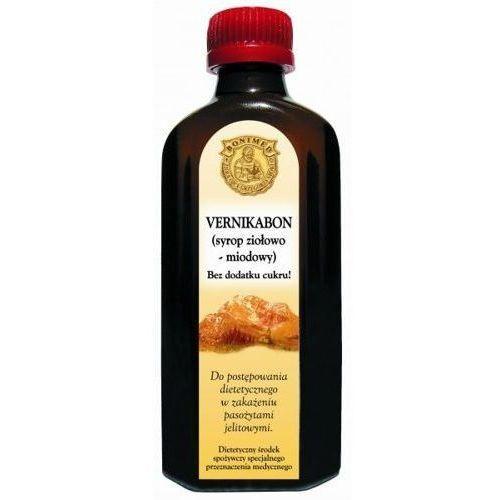 Bonimed Vernikabon syrop miodowo-ziołowy 130g bez cukru