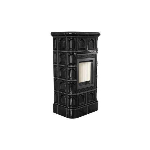 Piec kaflowy blanka 8 kafel czarny + dodatkowy rabat przy zamówieniu + gratis ( niespodzianka ) marki Kratki - autoryzowany partner