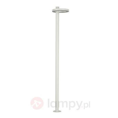 Dopasowany maszt oświetleniowy HighCircle biały (4007235808643)