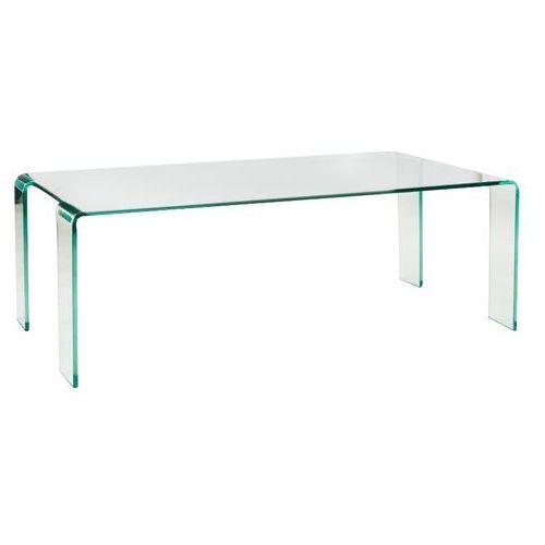Stolik szklany PASSERELLA - szkło (5900168809567)