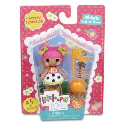Mini Lalaloopsy, Cheerful Collection, Whistle Kick 'N' Score, lalka - sprawdź w wybranym sklepie