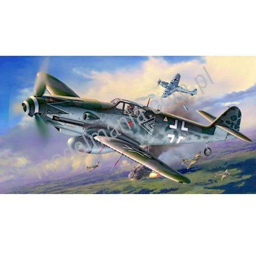 Messerschmitt bf1 09 g-10 erla -  marki Revell