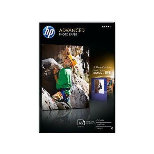 Papier HP Advanced 250 10x15