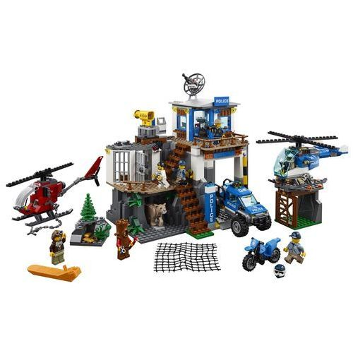 Lego CITY Posterunek policji 60174