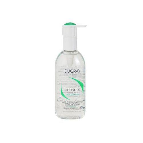 Ducray Sensinol fizjologiczny szampon ochronny i łagodzący z dozownikiem (Physiological Protective and Soothing Shampoo) 200 ml