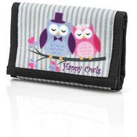 Portfel happy owls marki Shellbag