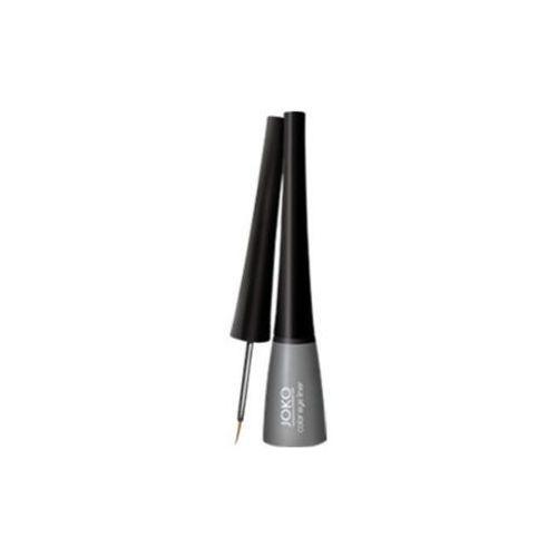 Joko, Eye Liner Color Mat. Liner wodoodporny, 002 grafit, 5ml - Joko OD 24,99zł DARMOWA DOSTAWA KIOSK RUCHU (5903216300054)