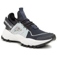 Sneakersy CALVIN KLEIN JEANS - Tolbek B4S0663 Navy/Chambray Blue, kolor niebieski