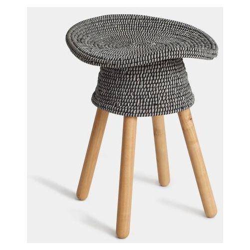 Umbra - 2 krzesła oh chair - czarne - 53,00 cm