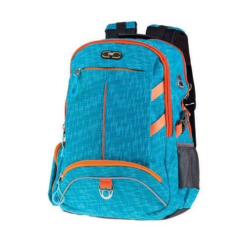 Plecak szkolno-sportowy SPOKEY 838113 Niebieski (5901180381130)