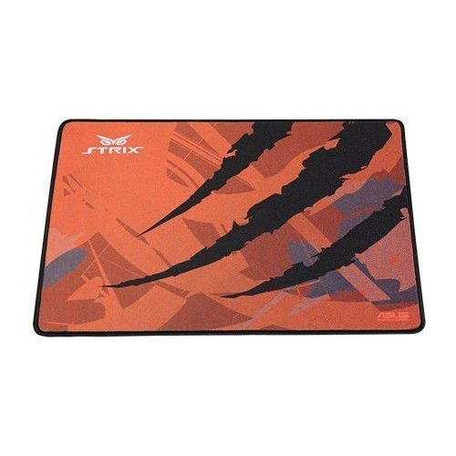 strix glide speed fabric gaming mouse pad red/black marki Asus